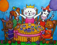 The Little Tea party