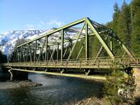 Wenatchee River Bridge