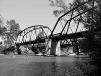 Naches River Trolley Bridge