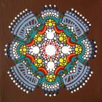 Brown Mandala Prints & Posters