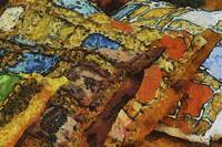 Colorful Turkish Pillows Abstract Oil