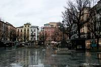 Bibarrambla in the Rain