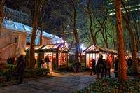 Bryant Park by Night