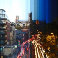 A Slice of Time: Lincoln Cathedral Art Prints & Posters by Julian Clune