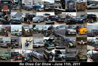 No Ones Car Show - June 11th, 2011