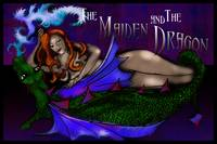 The Maiden and The Dragon Poster