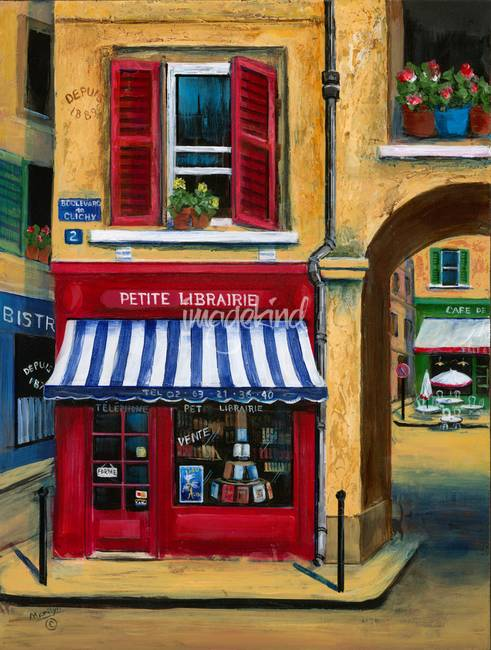 Little French Book Store