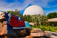 The Seas with Nemo & Friends | Spaceship Earth