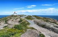 Old Cape Spear Lighthouse