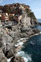 Rock Beach at Manarola