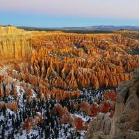 Sunrise From Bryce Point Art Prints & Posters by Brent Clark