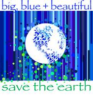 Big Blue Beautiful Earth!