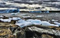 Icebergs at St Anthony
