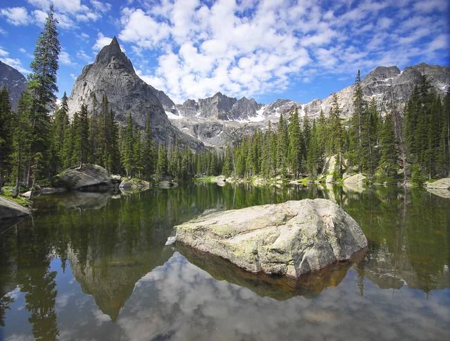 Mirror Lake By Adam Weklak