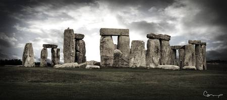 Stonehenge Panoramic