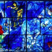 """Marc Chagall American window 1 (big)"" by marina_karsten"
