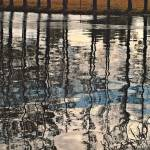 """Meadow Pond Reflection"" by bavosiphotoart"