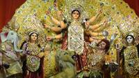 DURGA the almighty