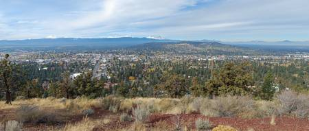Bedn, oregon from Pilot Butte