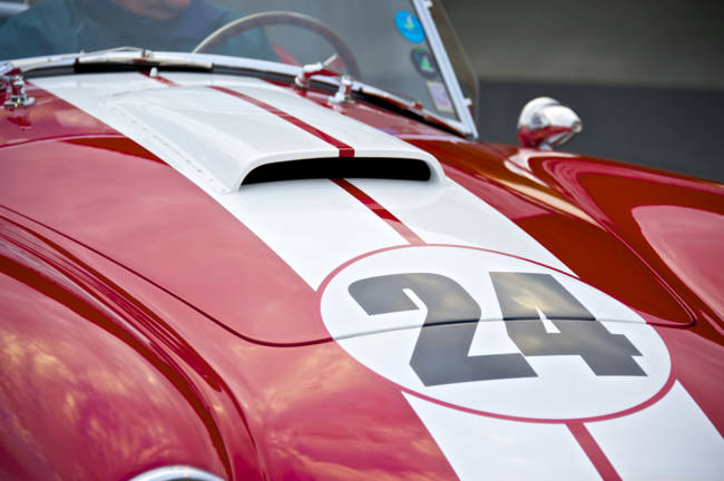 1965 Cobra Close-Up 2