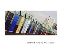 Seafront huts
