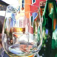 """Burano Glass"" by KellyEddington"