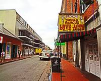 Big Daddy's World Famous Love Acts, Bourbon Stret,