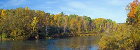 Manistee River, Manistee National Forest