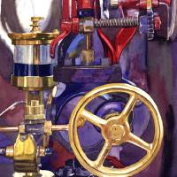 """Steam Detail"" by RaymondOre"