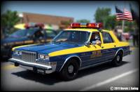 New York State Police Plymouth Gran Fury