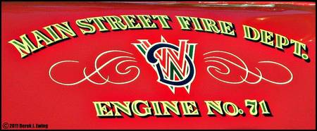 Main Street Fire Dept. - Engine No. 71