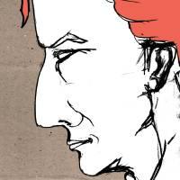 comic profile by siniša (sine) berstovšek (sinonim)
