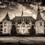 'Castle' Post Office - Saginaw, Michigan by James Howe