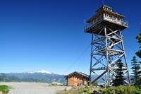 Warner Ridge Fire Lookout