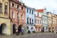 Litomysl Town - Czech Republic - Oil