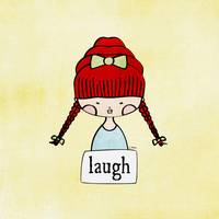 Laugh by Linda Tieu