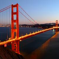 Golden gate bridge Art Prints & Posters by Pierre Leclerc Photography