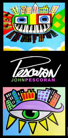 Electricityscape: Pescoran Two Paintings