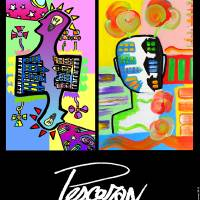 John Pescoran: Drawing & Painting Surreal Pop 1 Art Prints & Posters by PESCORAN ART