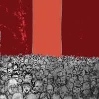 full of people and line by siniša (sine) berstovšek (sinonim)