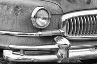 1951 Nash Hydra-Matic Front End 3 BW