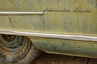 1951 Nash Ambassador Side Logo