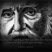 """Inspirational Portrait - Abdul Baha"" by CreativeArtisticNuance"