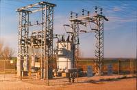 Brazos Electric's Westover Substation