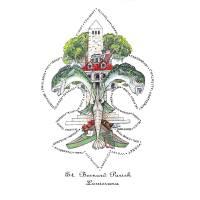 """""""St Bernard Parish Fleur de Lis"""" by creativemoods"""