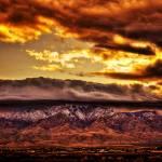 Mount Graham Sunset