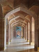 Shah Jehan Mosque Arches_5477