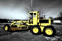 Caterpillar Grader 03MAR2012