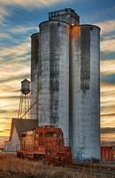 Great Western Sugar Mill Longmont Colorado Sunrise