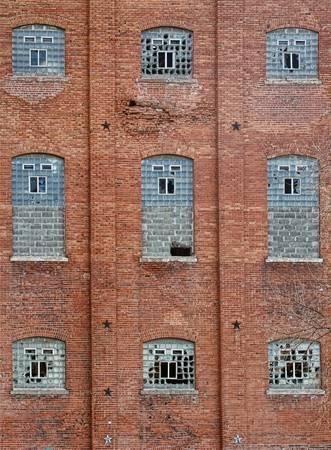 Sugar Mill Broken Windows